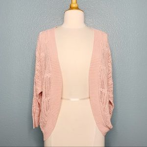 BB Dakota | Knit Cardigan or Bolero NWT